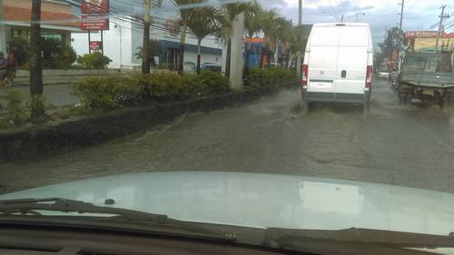 SDE inundado